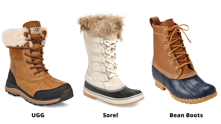 Best gifts for women 2019: Winter Boots