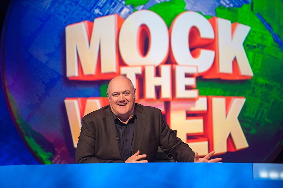 Mock The Week hostDara O'Briain addressed similar criticism about his show earlier this month (Photo: BBC)