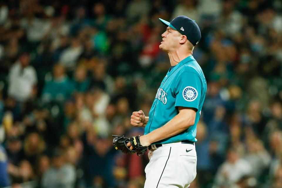 Paul Sewald has been a huge addition for Seattle's bullpen.