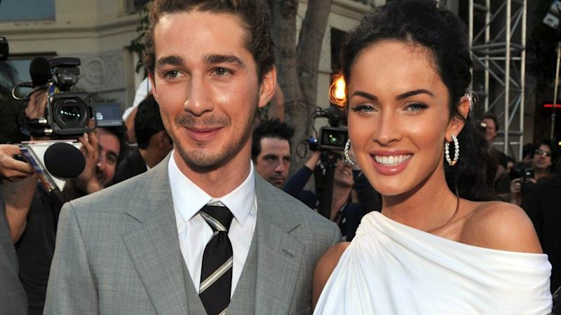 Megan Fox's Throwback Pic of Shia LaBeouf on 'Transformers' Set Will Make You Feel Old