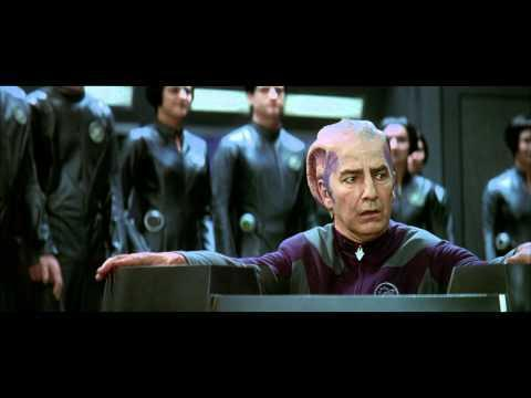 """<p>In this satire of <em>Star Trek </em>and <em>Star Trek Fandom, </em>Tim Allen, Sigourney Weaver, and Alan Rickman play actors on a <em>Star Trek-</em>esque show who wind up getting scooped up by aliens not totally dissimilar to the ones they encounter in their show. The aliens need their help, and these three stars reluctantly try to oblige. </p><p><a class=""""link rapid-noclick-resp"""" href=""""https://www.amazon.com/Galaxy-Quest-Tim-Allen/dp/B001MM28JG?tag=syn-yahoo-20&ascsubtag=%5Bartid%7C10063.g.35419535%5Bsrc%7Cyahoo-us"""" rel=""""nofollow noopener"""" target=""""_blank"""" data-ylk=""""slk:Stream It Here"""">Stream It Here</a></p><p><a href=""""https://www.youtube.com/watch?v=B34jbC43XzA"""" rel=""""nofollow noopener"""" target=""""_blank"""" data-ylk=""""slk:See the original post on Youtube"""" class=""""link rapid-noclick-resp"""">See the original post on Youtube</a></p>"""