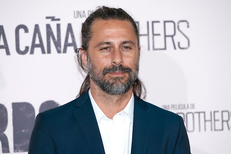 Hugo Silva en la premier de 'Sordo' en septiembre de 2019. (Photo: NurPhoto via Getty Images)