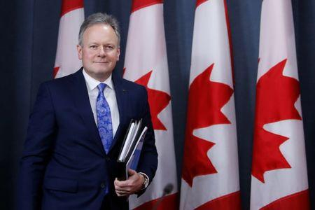 Bank of Canada Governor Stephen Poloz arrives at a news conference in Ottawa, Ontario, Canada, January 18, 2017. REUTERS/Chris Wattie