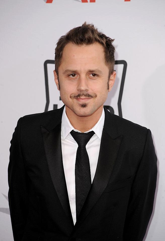 """<a href=""""http://movies.yahoo.com/movie/contributor/1800019606"""">Giovanni Ribisi</a> attends the 38th Annual Lifetime Achievement Award Honoring Mike Nichols at Sony Pictures Studios on June 10, 2010 in Culver City, California."""