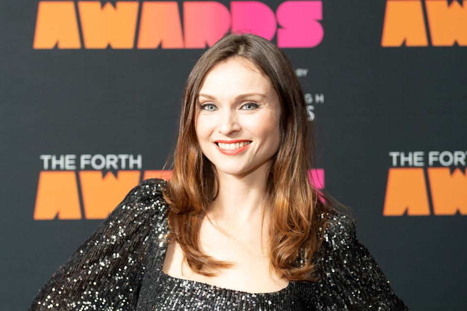 Sophie Ellis-Bextor attends The Forth Awards 2019 at Usher Hall on November 14, 2019 in Edinburgh, Scotland. (Photo by Roberto Ricciuti/Redferns)