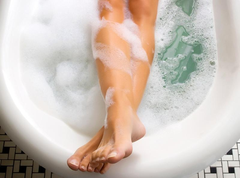 Sorry, but a Hot Bath Will Never Replace a Solid Workout
