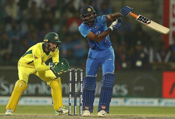 India's middle order fell away again