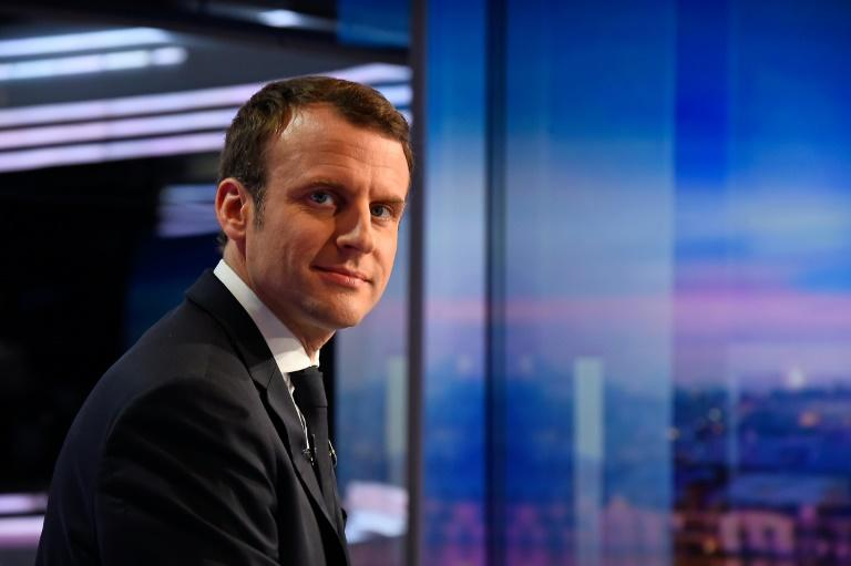 French Candidate Macron Hails Election Defeat of Dutch Far Right