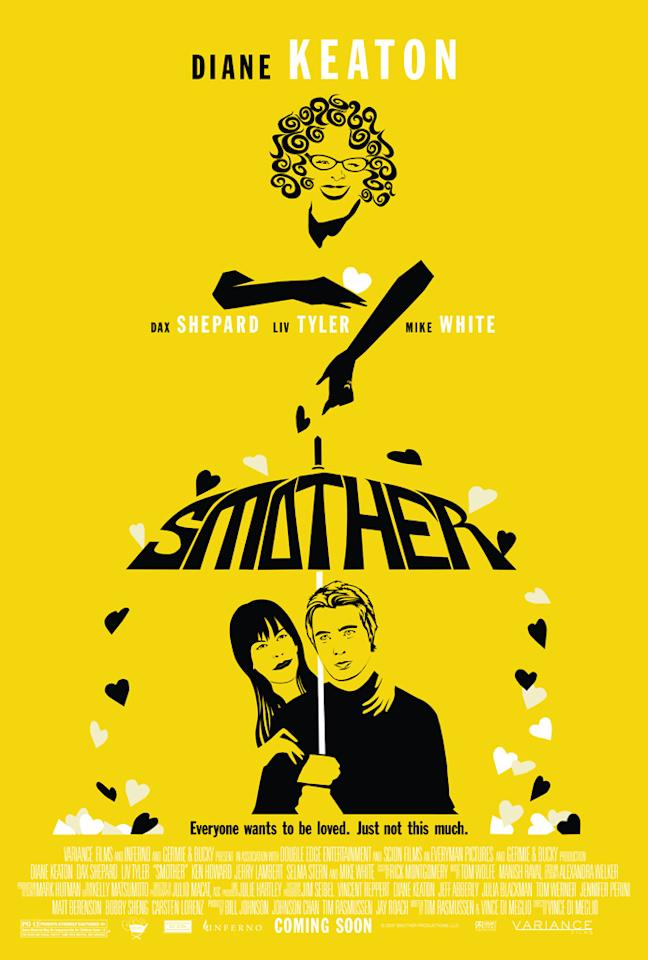 "Variance Films' <a href=""http://movies.yahoo.com/movie/1809826890/info"">Smother</a> - 2008"