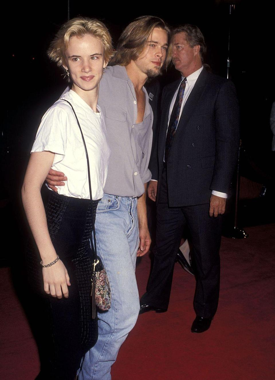 <p>In the '90s, Juliette Lewis was at the top of her game with roles in successful films like <em>Cape Fear, Husbands and Wives, Kalifornia, What's Eating Gilbert Grape, Natural Born Killers</em>, and <em>The Basketball Diaries</em>, to name a few. </p>