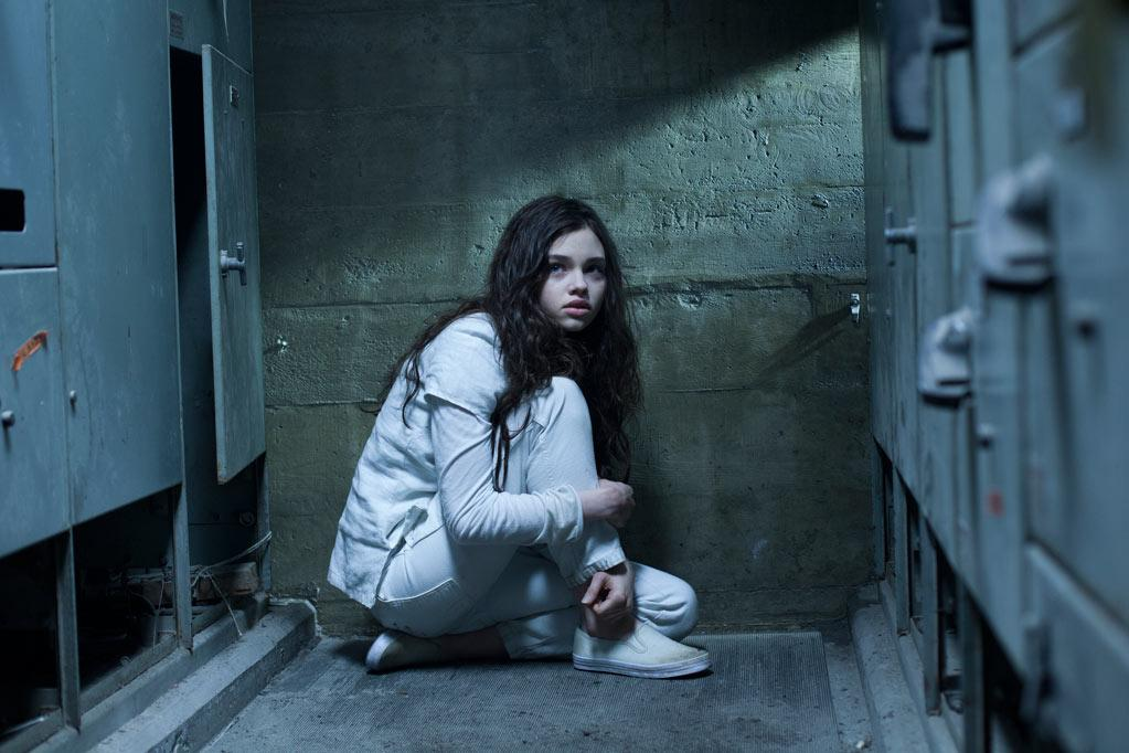 "One new plot twist involves the storyline that (Spoiler alert) Selene wakes up from a cryogenically frozen state to discover that she has a teenage daughter, Eve, who is part Lycan and part vampire. Eve is played by India Eisley (""The Secret Life of an American Teenager""), who auditioned on the first day of casting and overcame stiff competition.   <br><br>After her audition, Eisley was getting refreshments in a Santa Monica coffee shop when none other than Beckinsale and Wiseman walked in. When Beckinsale saw Eisley, ""She turned to Len, and said, 'Look at that girl,'"" says Eisley. ""'You should go ask her if she wants to be in the movie. She's like a mini me.' And he told her, 'We just saw her audition tape.'"""