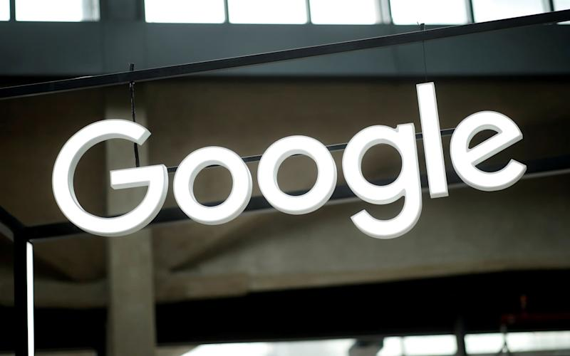 Google is preparing for the General Data Protection Regulation which comes into effect on May 25 - REUTERS