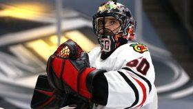 Devils shrewdly sign Corey Crawford for two years