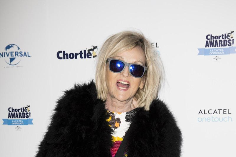 Closeted: Annie Nightingale (Photo by Tristan Fewings/Getty Images) (Getty Images)
