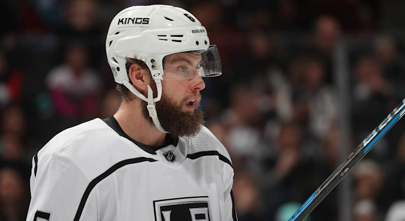 Leafs acquire defenceman Jake Muzzin in trade with Kings