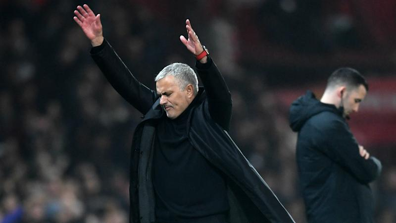 Don't compare my United side to greats of the past – Mourinho