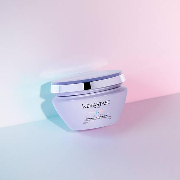 Masque Ultra-Violet Hair Mask. Image via Kérastase.