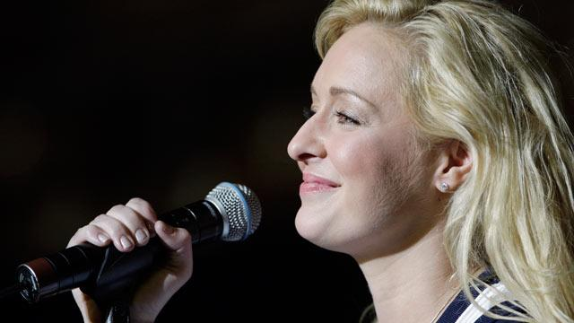 Mindy McCready Leaves Court a 'Happy Girl' After Custody Ruling