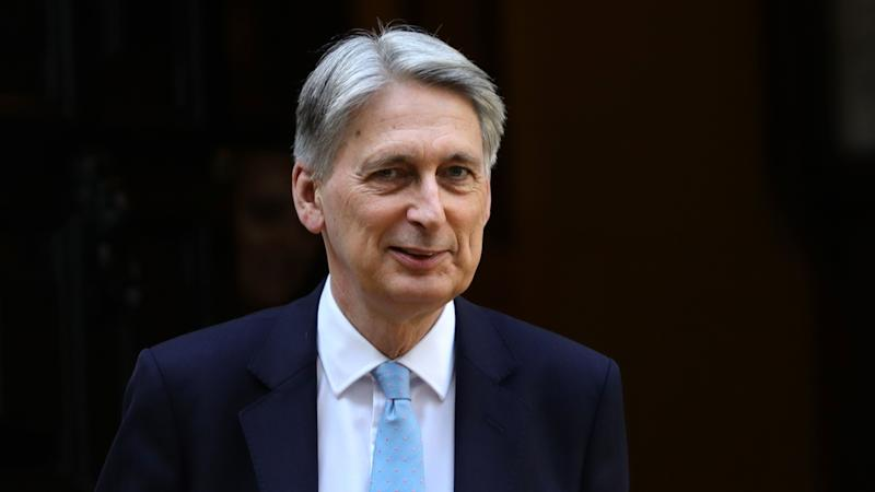 Philip Hammond urges leadership contenders to show fiscal responsibility