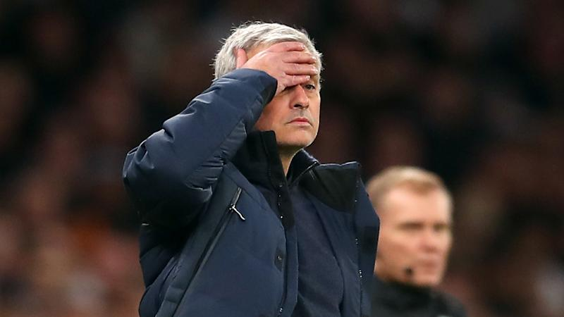Mourinho playing 'chess without pieces' as he doesn't have the players he wants at Spurs