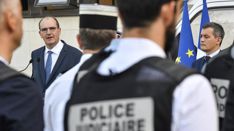 New French PM pledges support for police in violence-hit Dijon