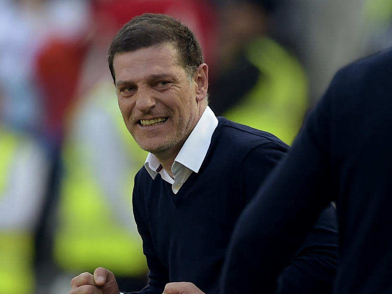 Bilic received the 'dreaded vote of confidence' last month: Getty