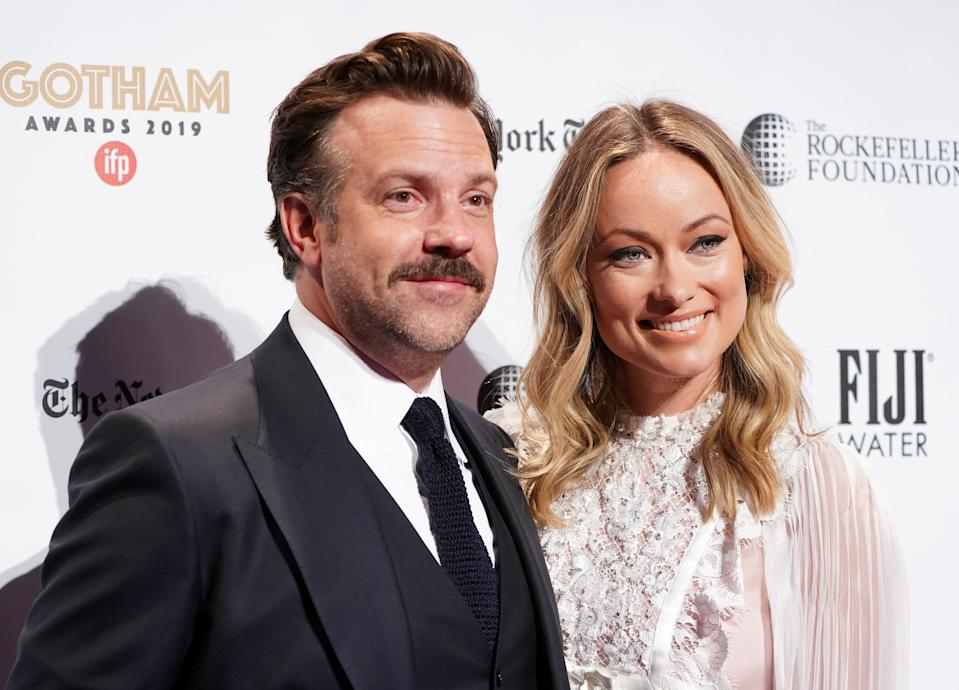 Jason Sudeikis and Olivia Wilde split in November 2020 after a seven-year engagement.