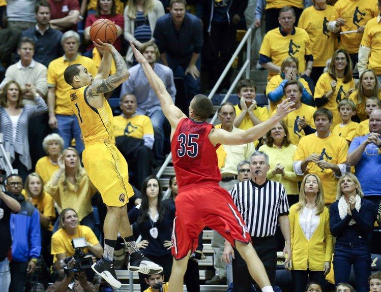 Cal hands short-handed Arizona first loss thanks to Justin Cobbs' game-winner