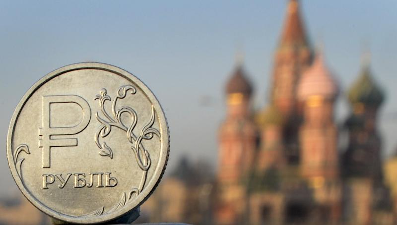 The ruble lost around half of its value in 2014 but recovered slightly as energy prices stabilised this year (AFP Photo/Alexander Nemenov)