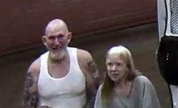 PHOTO: U.S. Marshals are searching for Blane and Susan Barksdale. (U.S. Marshals)