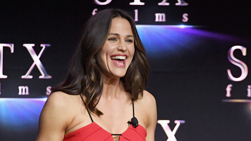 Jennifer Garner Hung Out With Ina Garten And Martha Stewart And Has