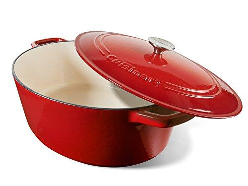 """<p><strong>Cuisinart</strong></p><p>amazon.com</p><p><a href=""""http://www.amazon.com/dp/B07CCWC27J/?tag=syn-yahoo-20&ascsubtag=%5Bartid%7C2089.g.28071877%5Bsrc%7Cyahoo-us"""" target=""""_blank"""">BUY NOW</a></p><p>This red gradient dish will add a pop of color to your kitchen.</p><p><strong>Original Price: $130</strong></p><p><strong>Sale Price: $70<br></strong></p>"""