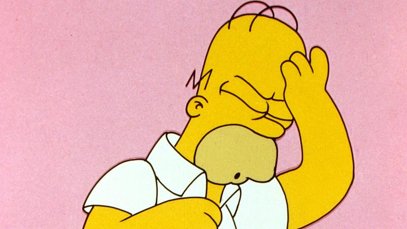 Homer's iconic 'D'oh!' was inspired by Laurel and Hardy