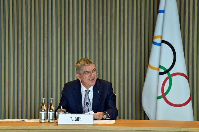 IOC expects international fans at Tokyo Games: Bach