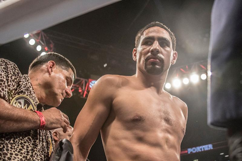 Image result for danny garcia record