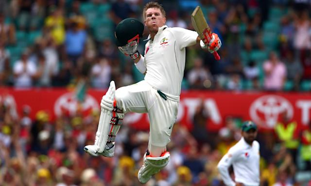 'David Warner's words will have pleased only those who measure the success of the Ashes in headlines, ticket sales and TV ratings, or who want it to turn into a form of flannelled cage fighting.'