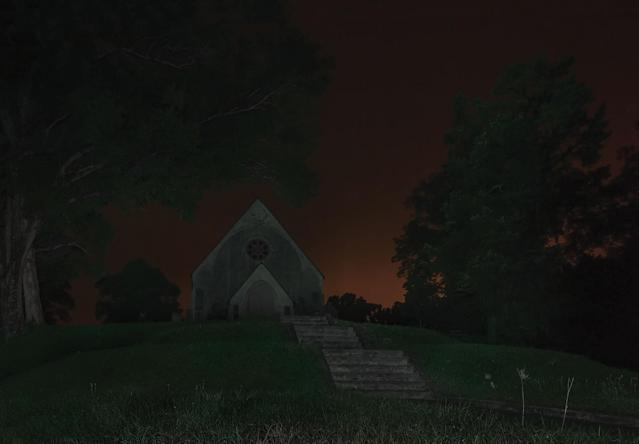 <p>Church Hill, Mississippi. (Photograph by Jeanine Michna-Bales) </p>