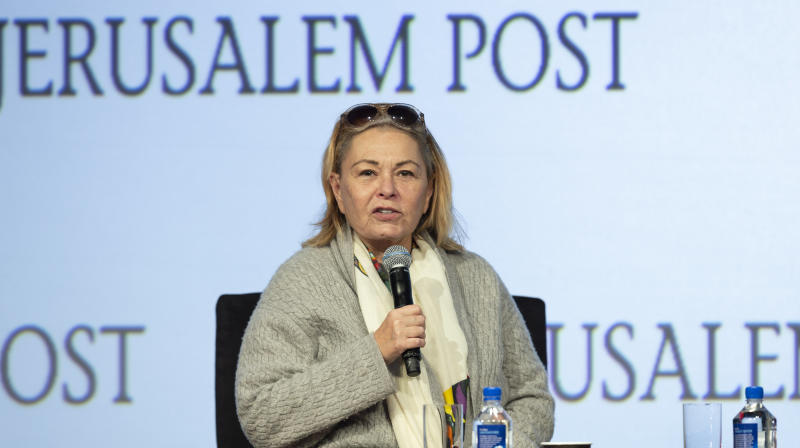 Roseanne Barr Now Says 'Planet of The Apes' Tweet Was About Anti-Semitism