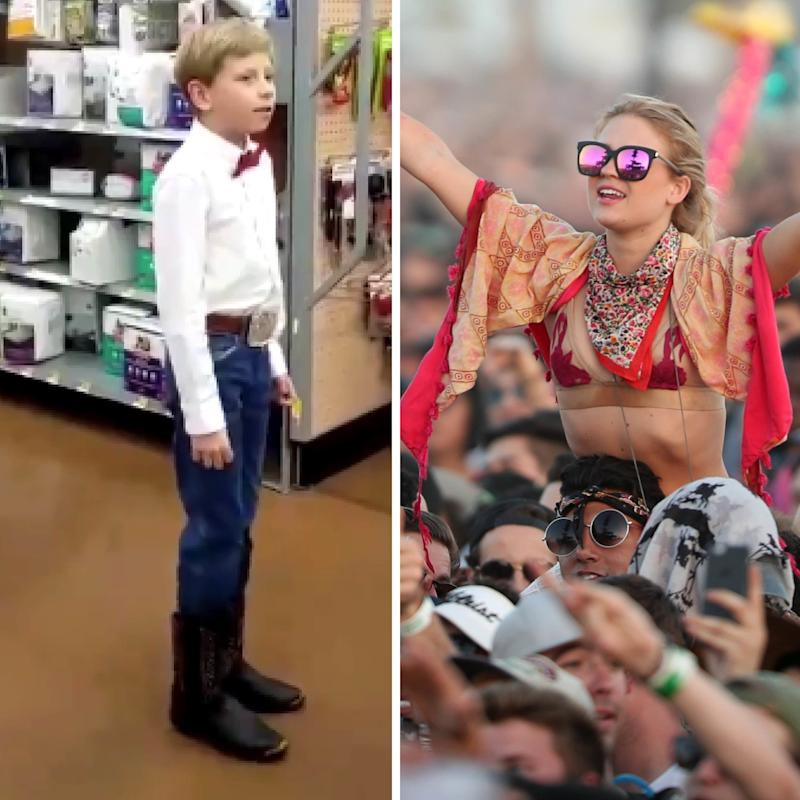 Walmart Boy Mason Ramsey Is Reportedly Performing at Coachella