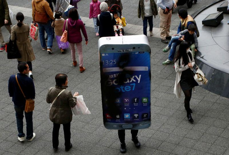 Samsung Still Most Popular Smartphone, China Catches Fire