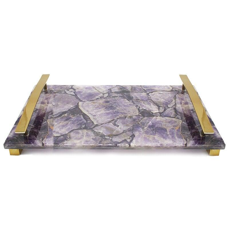 <p>This <span>Everly Quinn Tapia Tray</span> ($183) makes a stunning gift.</p>