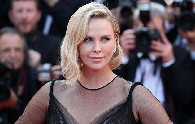 Charlize has hinted at a feud with Tom in past interviews. Source: Getty
