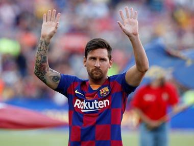 LaLiga: Barcelona head into 2020 with two-point advantage over second-placed Madrid; Lionel Messi leads goalscoring charts