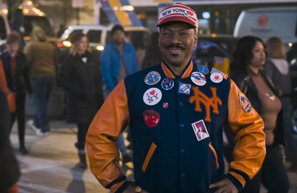 'Coming 2 America'. (Credit: Amazon Studios)
