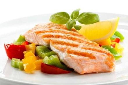Oily fish is a good source of all 5 essential nutrients
