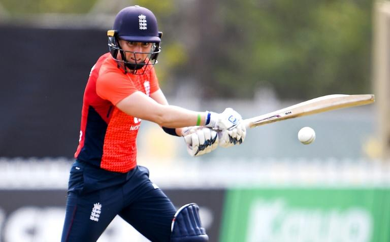 In-form: England's Heather Knight