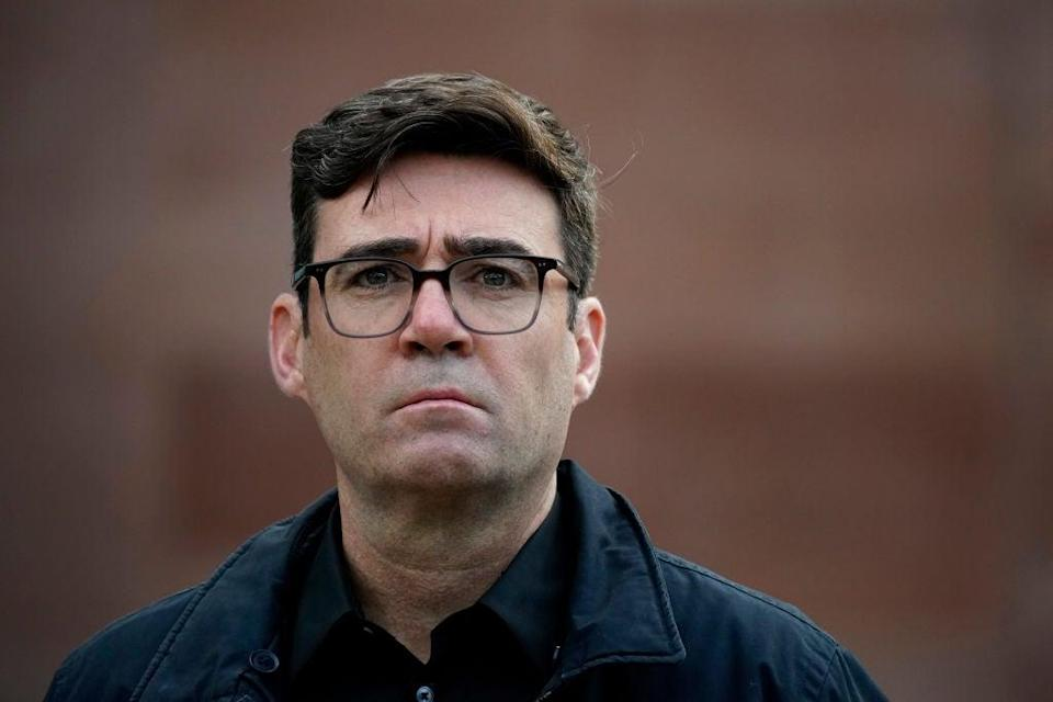 <p>Mayor of Greater Manchester Andy Burnham won a bigger majority. He's promised to re-regulate the city's decimated bus service and has plans for a region-wide living wage and a NHS-style social care service</p> (Getty)