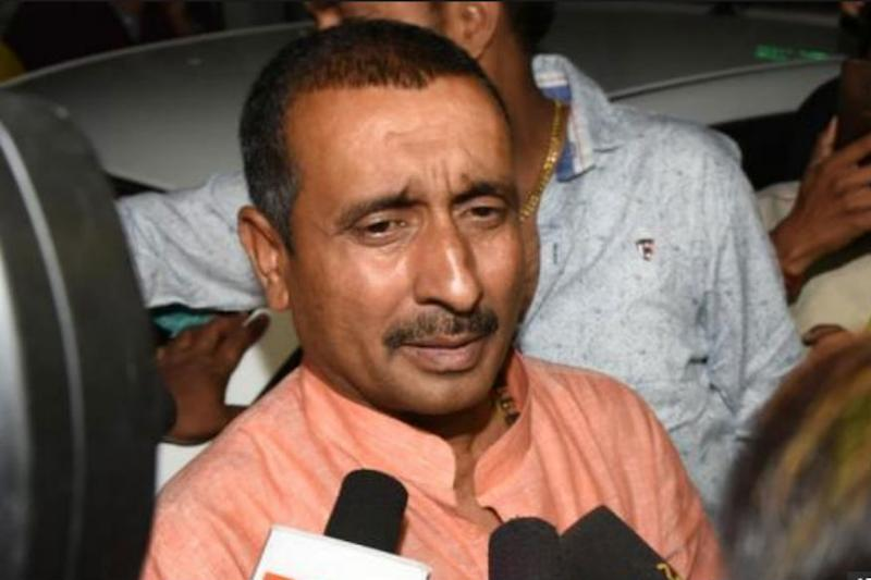 Unnao Rape Convict Kuldeep Sengar's Membership to UP Assembly Formally Cancelled