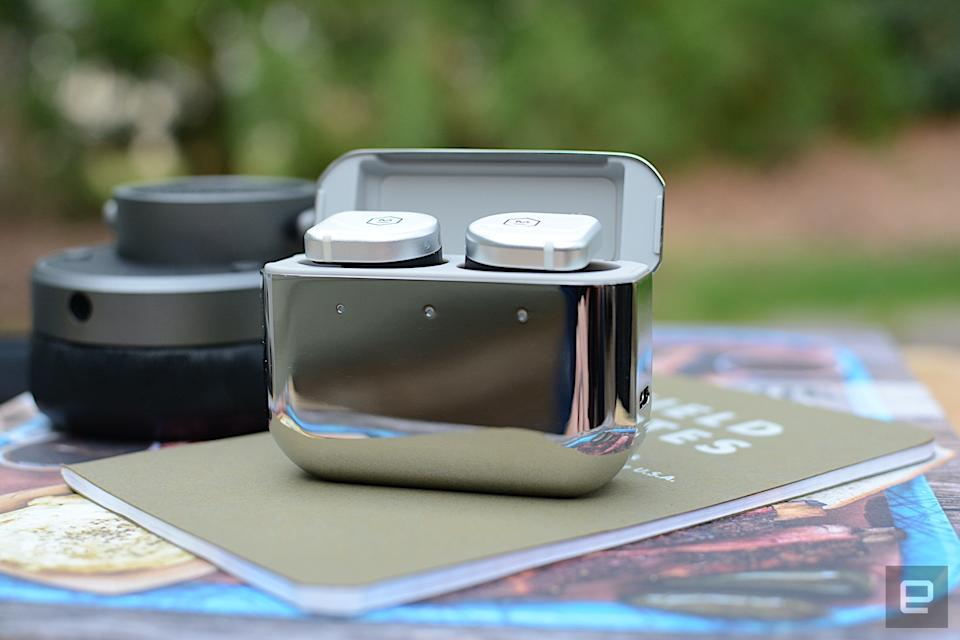 <p>With its latest true wireless earbuds, Master & Dynamic continues to refine its initial design. The company improved its natural, even-tuned trademark sound to create audio quality normally reserved for over-ear headphones. There are some minor gripes, but M&D covers nearly all of the bases for its latest flagship earbuds, which are undoubtedly the company's best yet.</p>