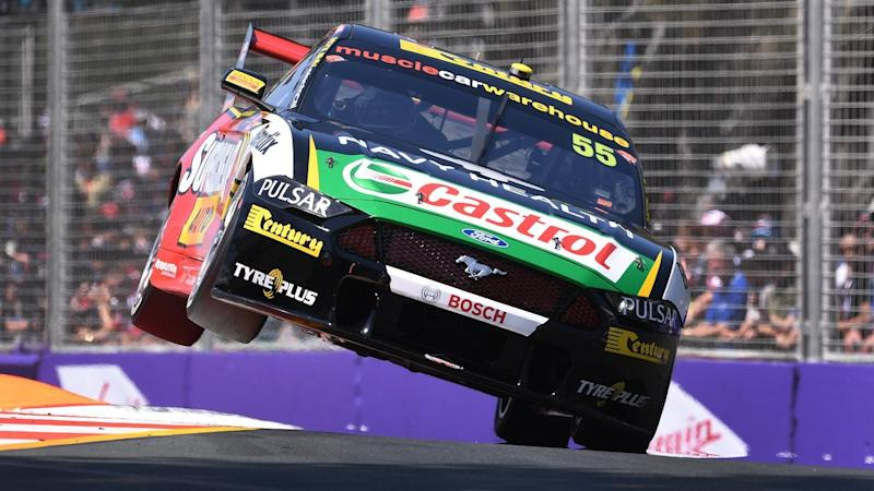 SUPERCARS GOLD COAST DAY TWO